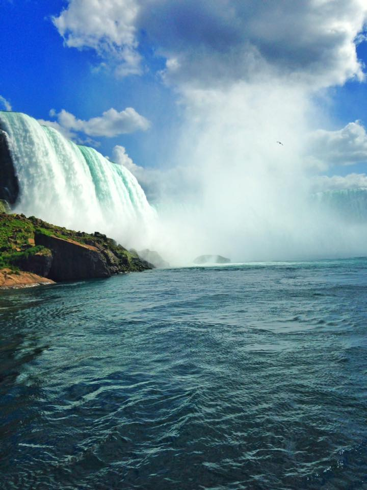 Niagara Falls State Park. 2015